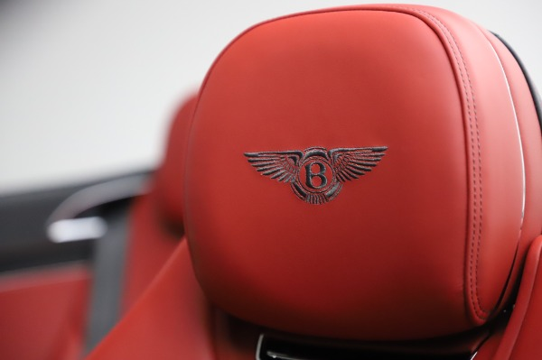 New 2021 Bentley Continental GT V8 for sale Sold at Alfa Romeo of Greenwich in Greenwich CT 06830 28