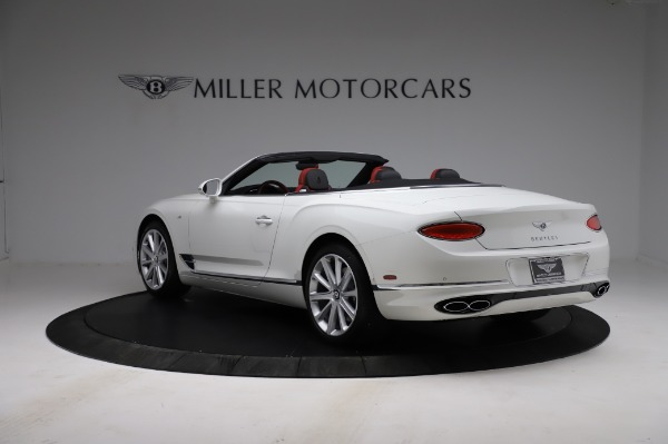 New 2021 Bentley Continental GT V8 for sale Sold at Alfa Romeo of Greenwich in Greenwich CT 06830 5