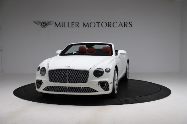 New 2021 Bentley Continental GT V8 for sale Sold at Alfa Romeo of Greenwich in Greenwich CT 06830 1