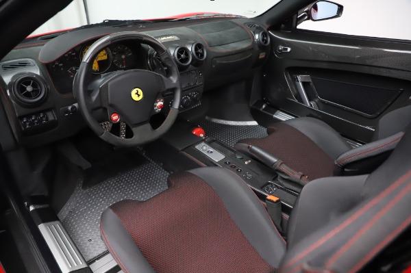 Used 2009 Ferrari 430 Scuderia Spider 16M for sale Call for price at Alfa Romeo of Greenwich in Greenwich CT 06830 14