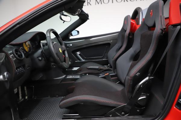 Used 2009 Ferrari 430 Scuderia Spider 16M for sale Call for price at Alfa Romeo of Greenwich in Greenwich CT 06830 15