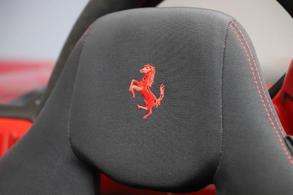 Used 2009 Ferrari 430 Scuderia Spider 16M for sale Call for price at Alfa Romeo of Greenwich in Greenwich CT 06830 18