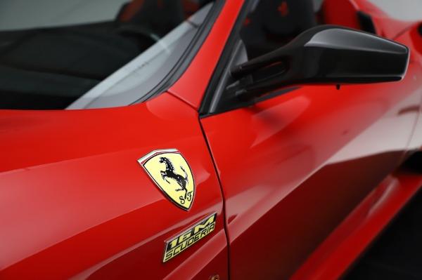Used 2009 Ferrari 430 Scuderia Spider 16M for sale Call for price at Alfa Romeo of Greenwich in Greenwich CT 06830 19