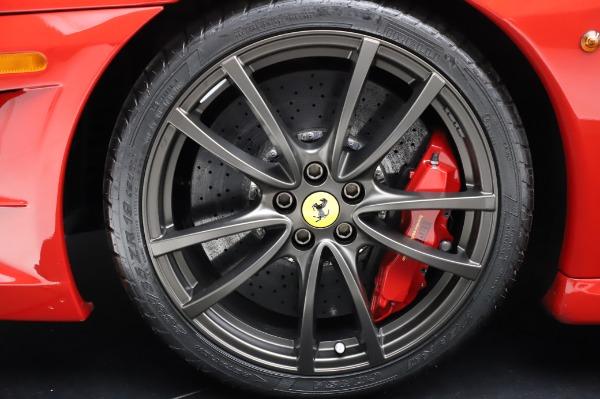 Used 2009 Ferrari 430 Scuderia Spider 16M for sale Call for price at Alfa Romeo of Greenwich in Greenwich CT 06830 20