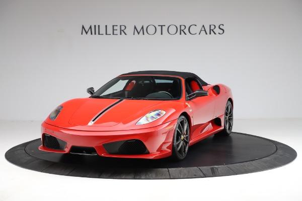 Used 2009 Ferrari 430 Scuderia Spider 16M for sale Call for price at Alfa Romeo of Greenwich in Greenwich CT 06830 28