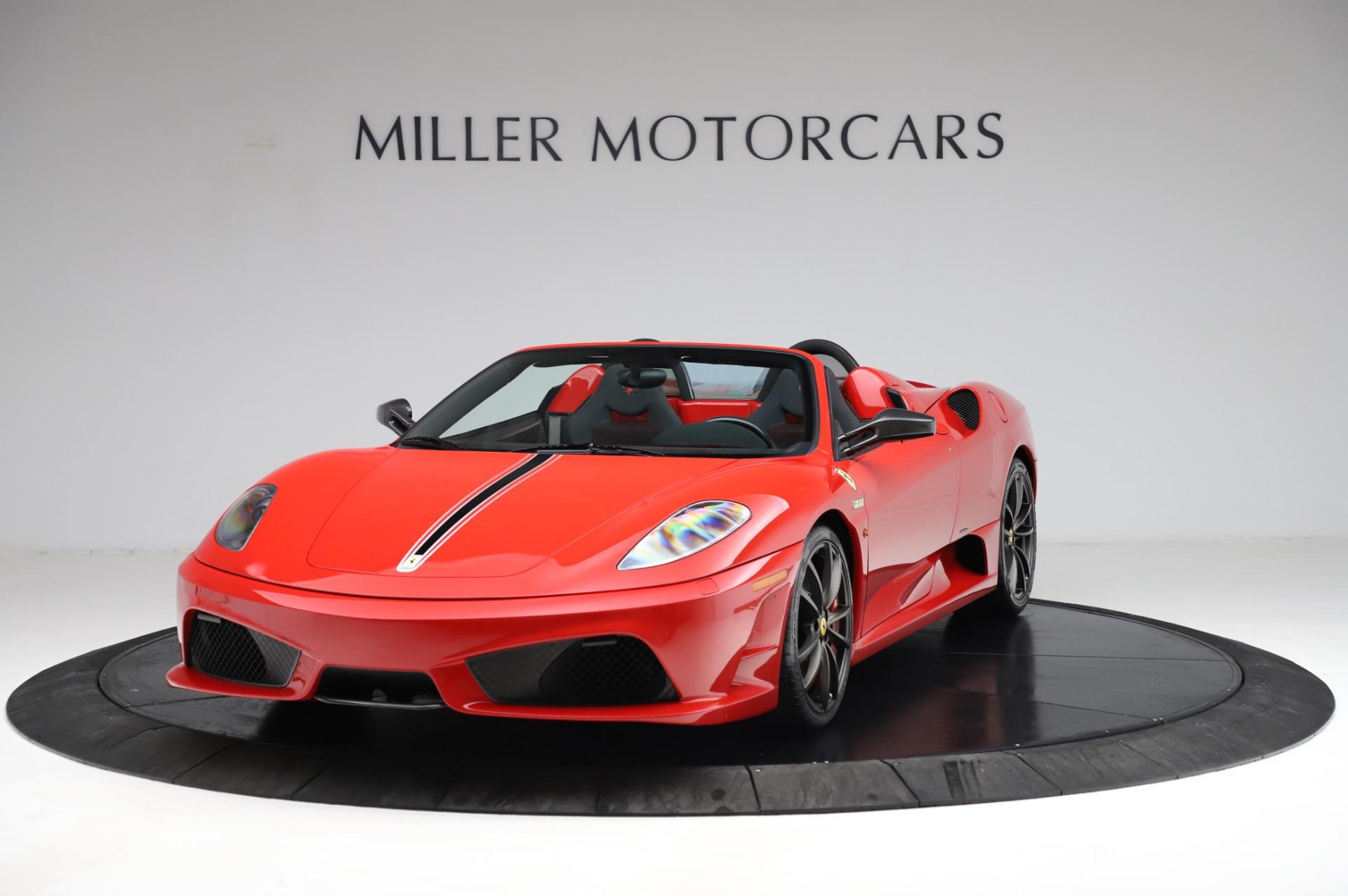 Used 2009 Ferrari 430 Scuderia Spider 16M for sale Call for price at Alfa Romeo of Greenwich in Greenwich CT 06830 1