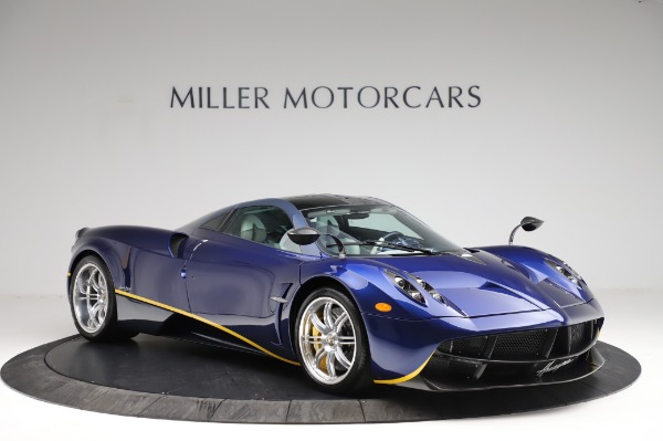 Used 2014 Pagani Huayra for sale Call for price at Alfa Romeo of Greenwich in Greenwich CT 06830 11