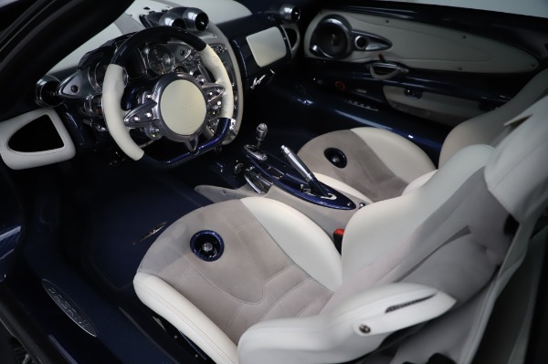 Used 2014 Pagani Huayra for sale Call for price at Alfa Romeo of Greenwich in Greenwich CT 06830 13