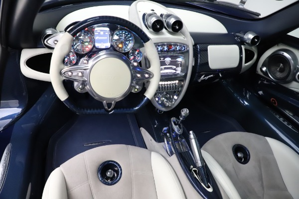 Used 2014 Pagani Huayra for sale Call for price at Alfa Romeo of Greenwich in Greenwich CT 06830 17
