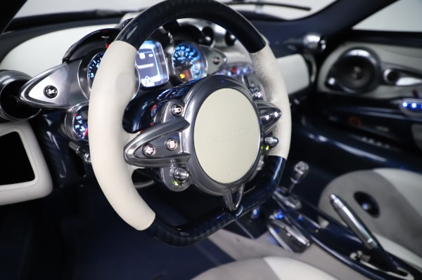 Used 2014 Pagani Huayra for sale Call for price at Alfa Romeo of Greenwich in Greenwich CT 06830 18