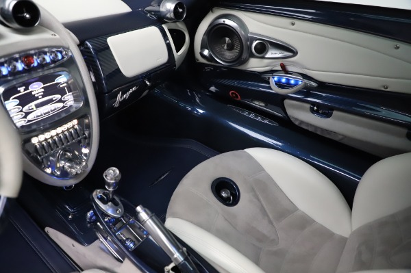 Used 2014 Pagani Huayra for sale Call for price at Alfa Romeo of Greenwich in Greenwich CT 06830 19