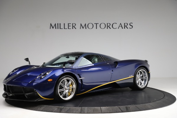Used 2014 Pagani Huayra for sale Call for price at Alfa Romeo of Greenwich in Greenwich CT 06830 2