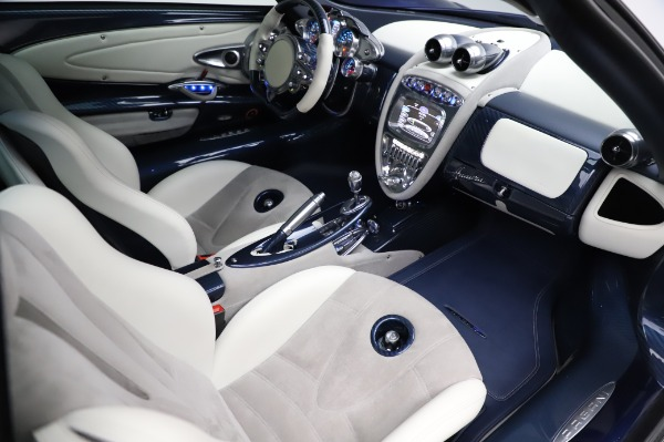Used 2014 Pagani Huayra for sale Call for price at Alfa Romeo of Greenwich in Greenwich CT 06830 21