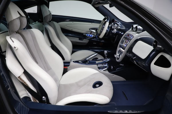 Used 2014 Pagani Huayra for sale Call for price at Alfa Romeo of Greenwich in Greenwich CT 06830 22