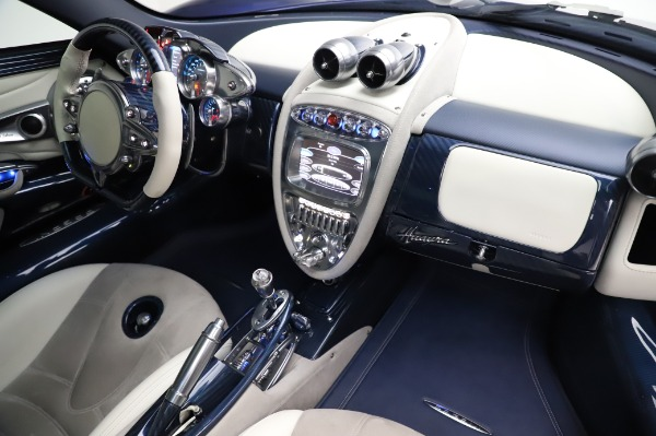Used 2014 Pagani Huayra for sale Call for price at Alfa Romeo of Greenwich in Greenwich CT 06830 24