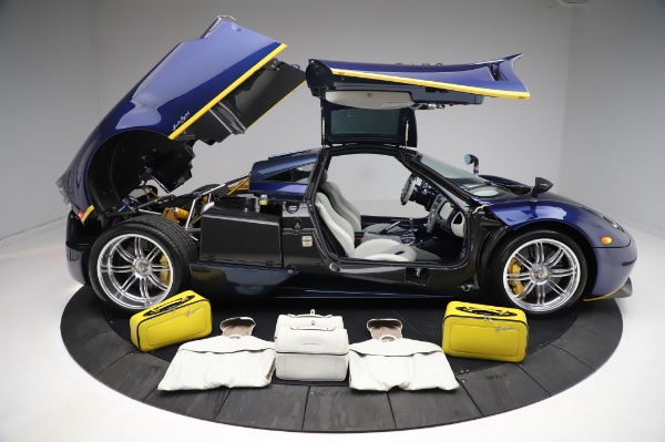 Used 2014 Pagani Huayra for sale Call for price at Alfa Romeo of Greenwich in Greenwich CT 06830 26