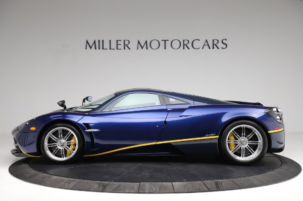 Used 2014 Pagani Huayra for sale Call for price at Alfa Romeo of Greenwich in Greenwich CT 06830 3