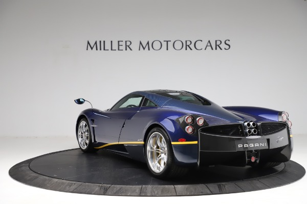 Used 2014 Pagani Huayra for sale Call for price at Alfa Romeo of Greenwich in Greenwich CT 06830 5