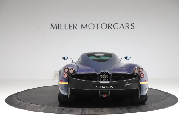 Used 2014 Pagani Huayra for sale Call for price at Alfa Romeo of Greenwich in Greenwich CT 06830 6