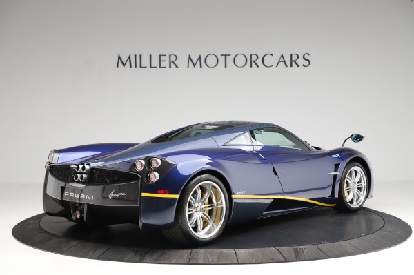 Used 2014 Pagani Huayra for sale Call for price at Alfa Romeo of Greenwich in Greenwich CT 06830 8