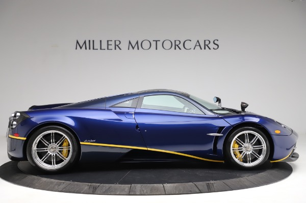 Used 2014 Pagani Huayra for sale Call for price at Alfa Romeo of Greenwich in Greenwich CT 06830 9