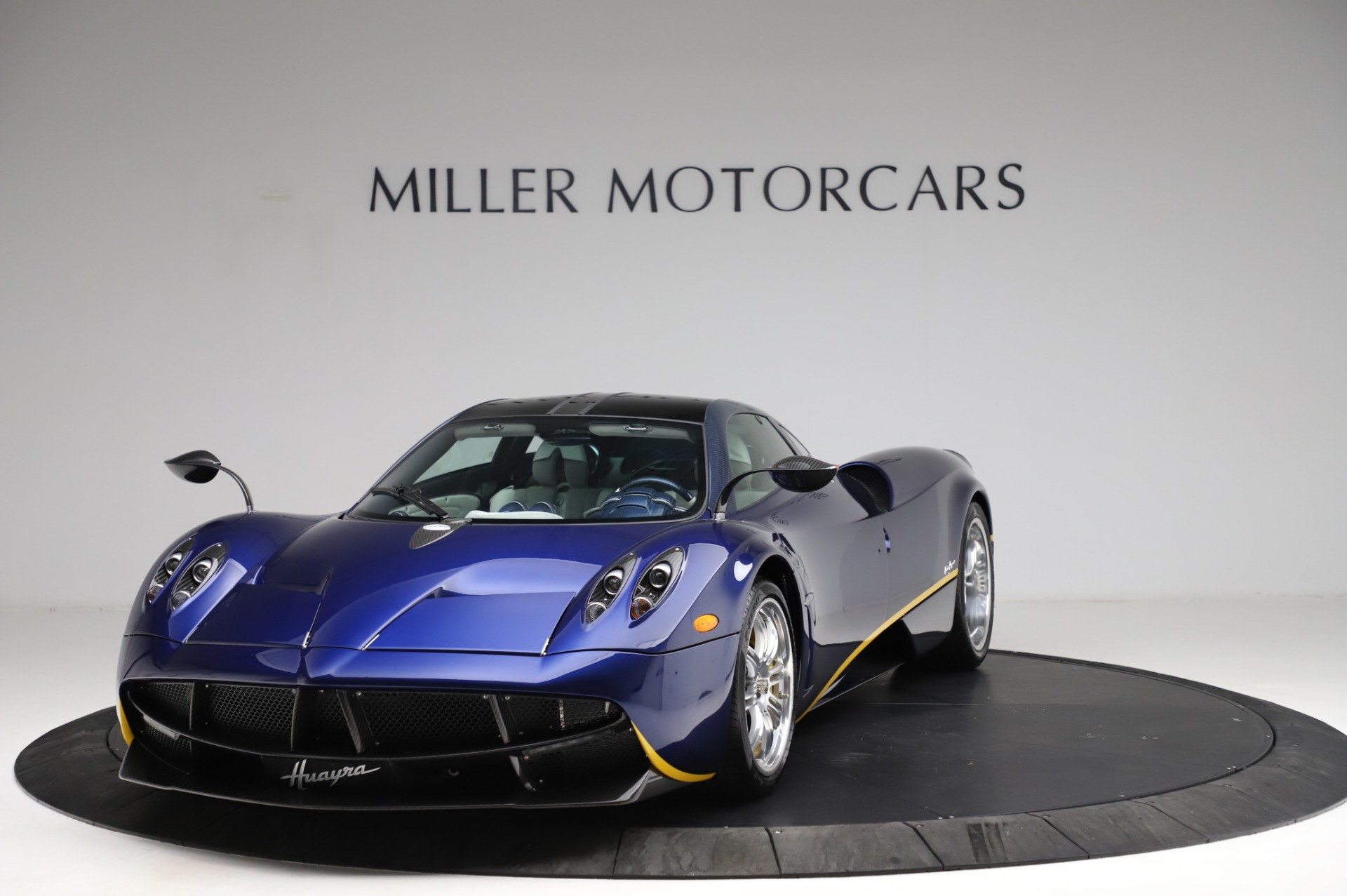 Used 2014 Pagani Huayra for sale Call for price at Alfa Romeo of Greenwich in Greenwich CT 06830 1