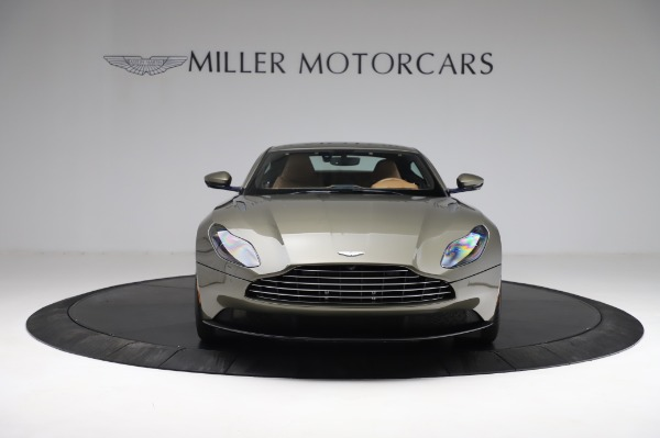 Used 2018 Aston Martin DB11 V8 for sale $151,900 at Alfa Romeo of Greenwich in Greenwich CT 06830 11
