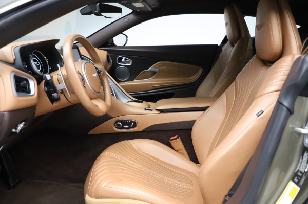 Used 2018 Aston Martin DB11 V8 for sale $151,900 at Alfa Romeo of Greenwich in Greenwich CT 06830 13