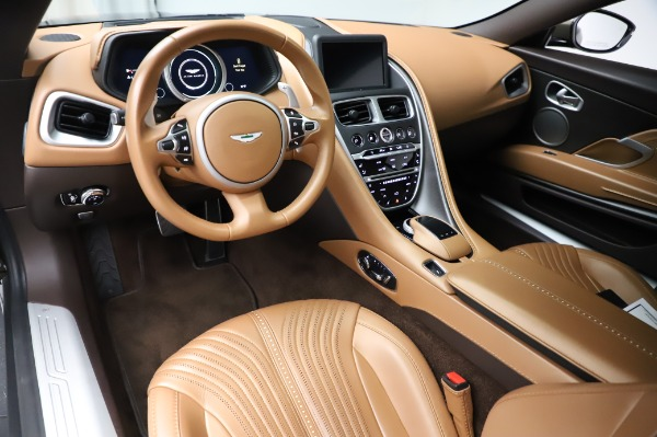 Used 2018 Aston Martin DB11 V8 for sale $151,900 at Alfa Romeo of Greenwich in Greenwich CT 06830 14