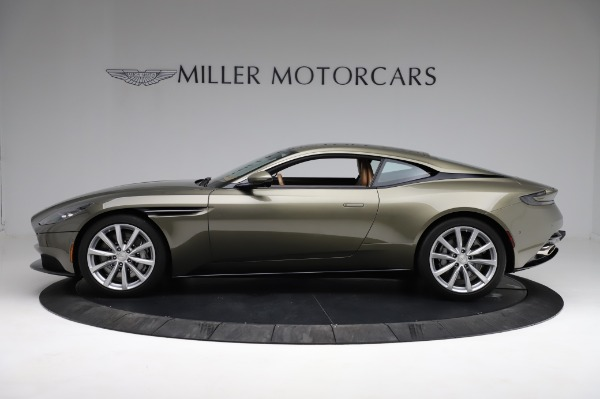 Used 2018 Aston Martin DB11 V8 for sale $151,900 at Alfa Romeo of Greenwich in Greenwich CT 06830 2