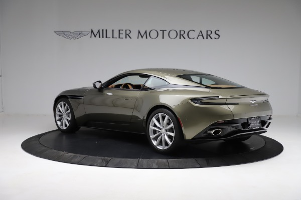 Used 2018 Aston Martin DB11 V8 for sale $151,900 at Alfa Romeo of Greenwich in Greenwich CT 06830 3