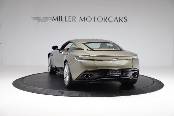 Used 2018 Aston Martin DB11 V8 for sale $151,900 at Alfa Romeo of Greenwich in Greenwich CT 06830 4