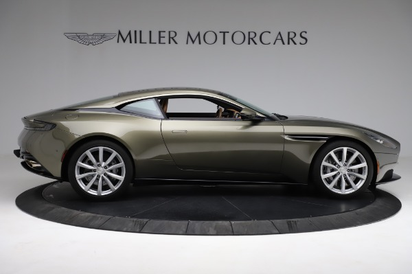 Used 2018 Aston Martin DB11 V8 for sale $151,900 at Alfa Romeo of Greenwich in Greenwich CT 06830 8