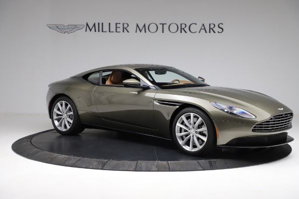 Used 2018 Aston Martin DB11 V8 for sale $151,900 at Alfa Romeo of Greenwich in Greenwich CT 06830 9