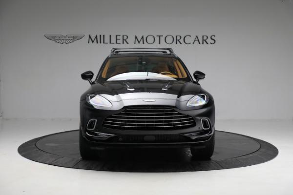 New 2021 Aston Martin DBX for sale $207,886 at Alfa Romeo of Greenwich in Greenwich CT 06830 11