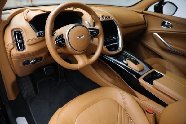 New 2021 Aston Martin DBX for sale $207,886 at Alfa Romeo of Greenwich in Greenwich CT 06830 13