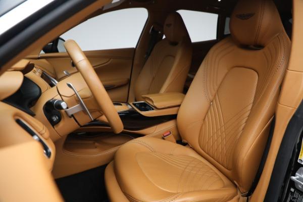 New 2021 Aston Martin DBX for sale $207,886 at Alfa Romeo of Greenwich in Greenwich CT 06830 15