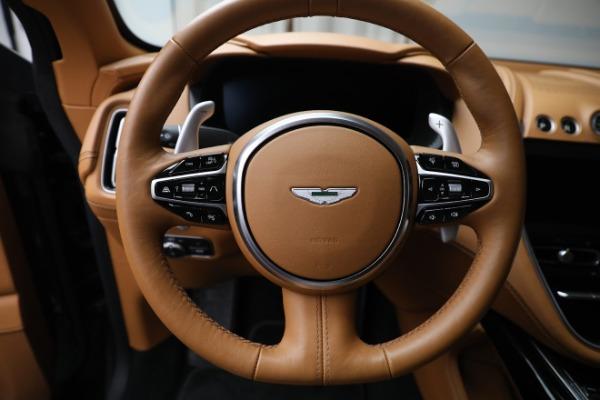New 2021 Aston Martin DBX for sale $207,886 at Alfa Romeo of Greenwich in Greenwich CT 06830 17