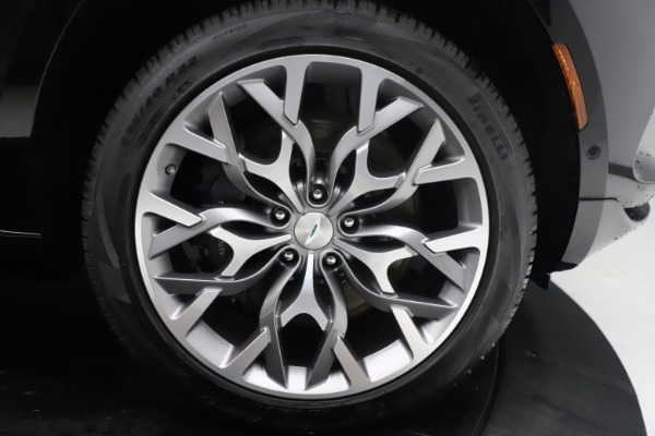 New 2021 Aston Martin DBX for sale $207,886 at Alfa Romeo of Greenwich in Greenwich CT 06830 26