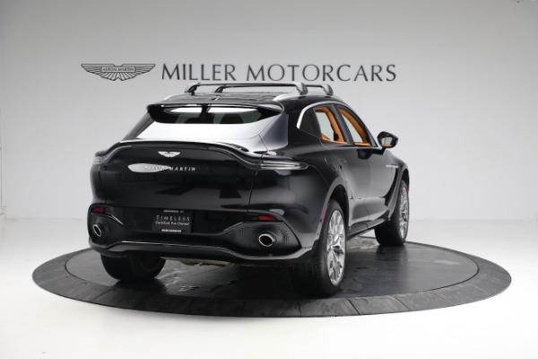 New 2021 Aston Martin DBX for sale $207,886 at Alfa Romeo of Greenwich in Greenwich CT 06830 6