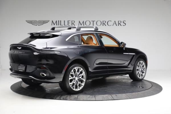 New 2021 Aston Martin DBX for sale $207,886 at Alfa Romeo of Greenwich in Greenwich CT 06830 7