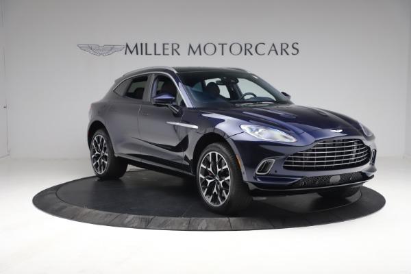New 2021 Aston Martin DBX for sale $213,086 at Alfa Romeo of Greenwich in Greenwich CT 06830 10