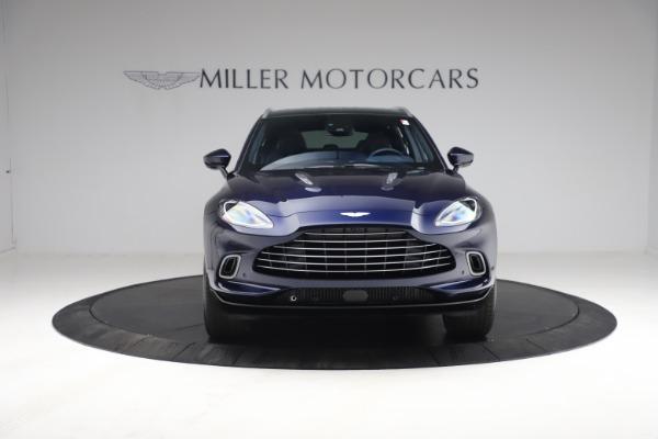New 2021 Aston Martin DBX for sale $213,086 at Alfa Romeo of Greenwich in Greenwich CT 06830 11