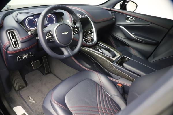 New 2021 Aston Martin DBX for sale $213,086 at Alfa Romeo of Greenwich in Greenwich CT 06830 13