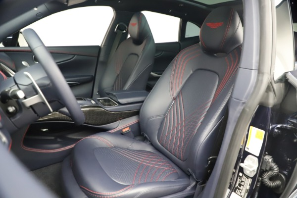 New 2021 Aston Martin DBX for sale $213,086 at Alfa Romeo of Greenwich in Greenwich CT 06830 15