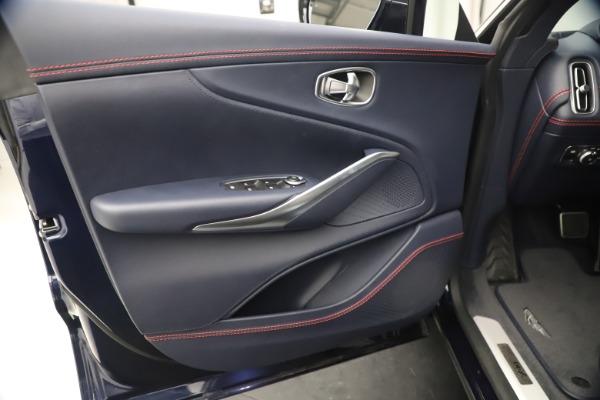 New 2021 Aston Martin DBX for sale $213,086 at Alfa Romeo of Greenwich in Greenwich CT 06830 16