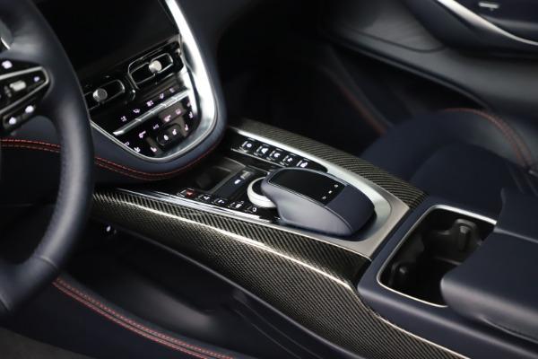 New 2021 Aston Martin DBX for sale $213,086 at Alfa Romeo of Greenwich in Greenwich CT 06830 17