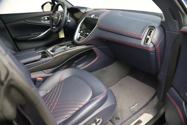 New 2021 Aston Martin DBX for sale $213,086 at Alfa Romeo of Greenwich in Greenwich CT 06830 21