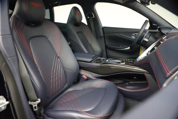 New 2021 Aston Martin DBX for sale $213,086 at Alfa Romeo of Greenwich in Greenwich CT 06830 23
