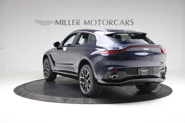 New 2021 Aston Martin DBX for sale $213,086 at Alfa Romeo of Greenwich in Greenwich CT 06830 4